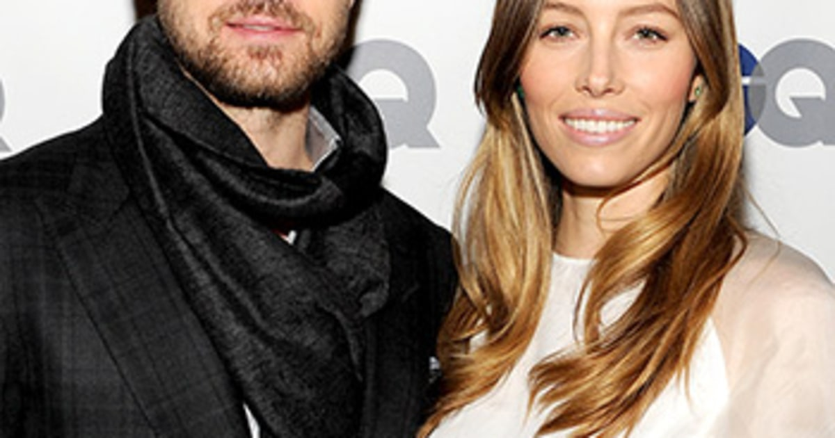 "Jessica Biel Gushes Over ""Wonderful"" Baby Silas: Watch the Video! - Us ... Jessica Biel"