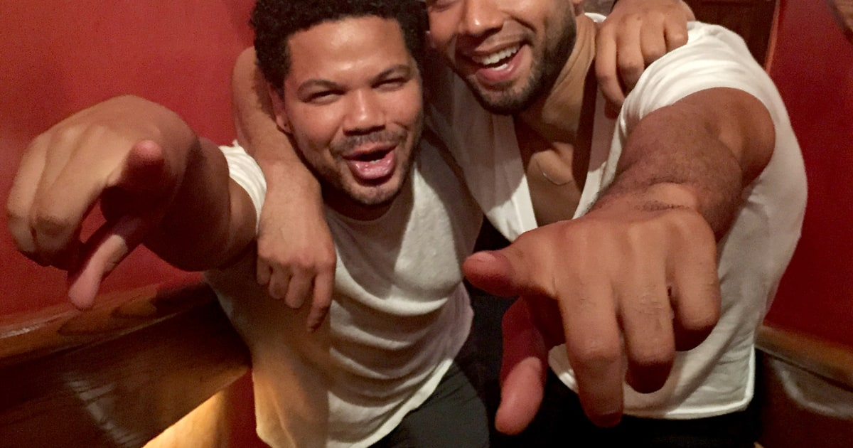 Jussie Smollett, Brother Jake Share Asian Lobster Tacos Recipe - Us Weekly