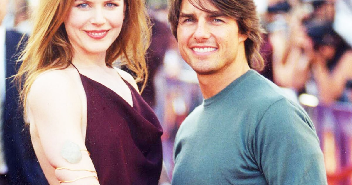 nicole kidman after tom cruise split i wasn t able to face reality