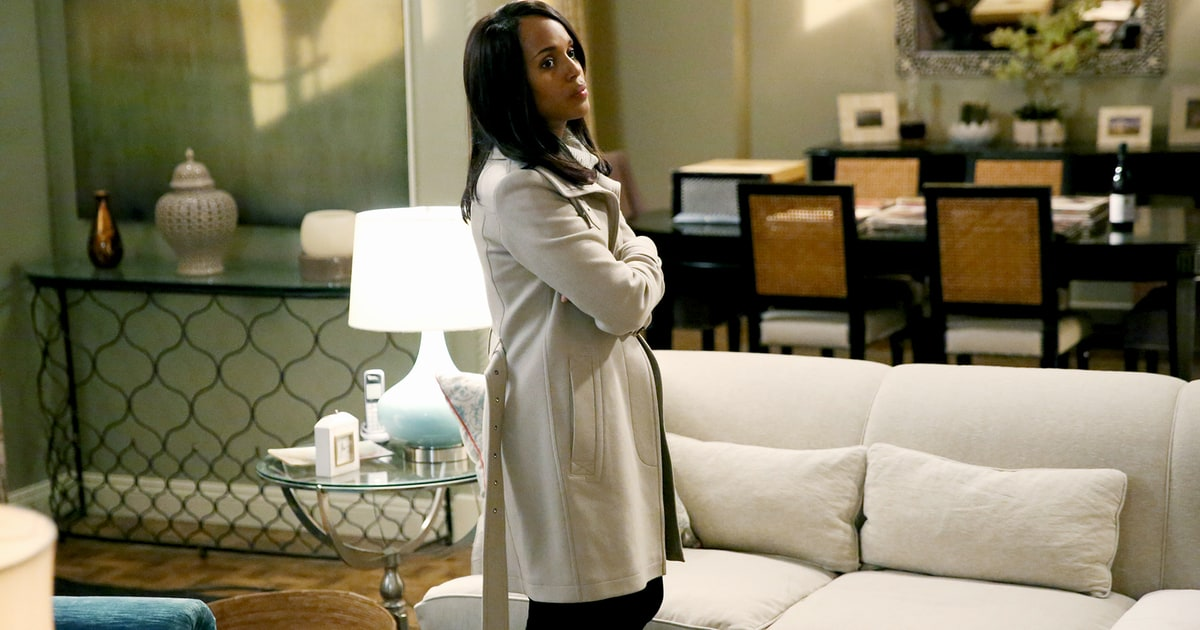 Scandal set decorator gives inside look into olivia pope s apartment
