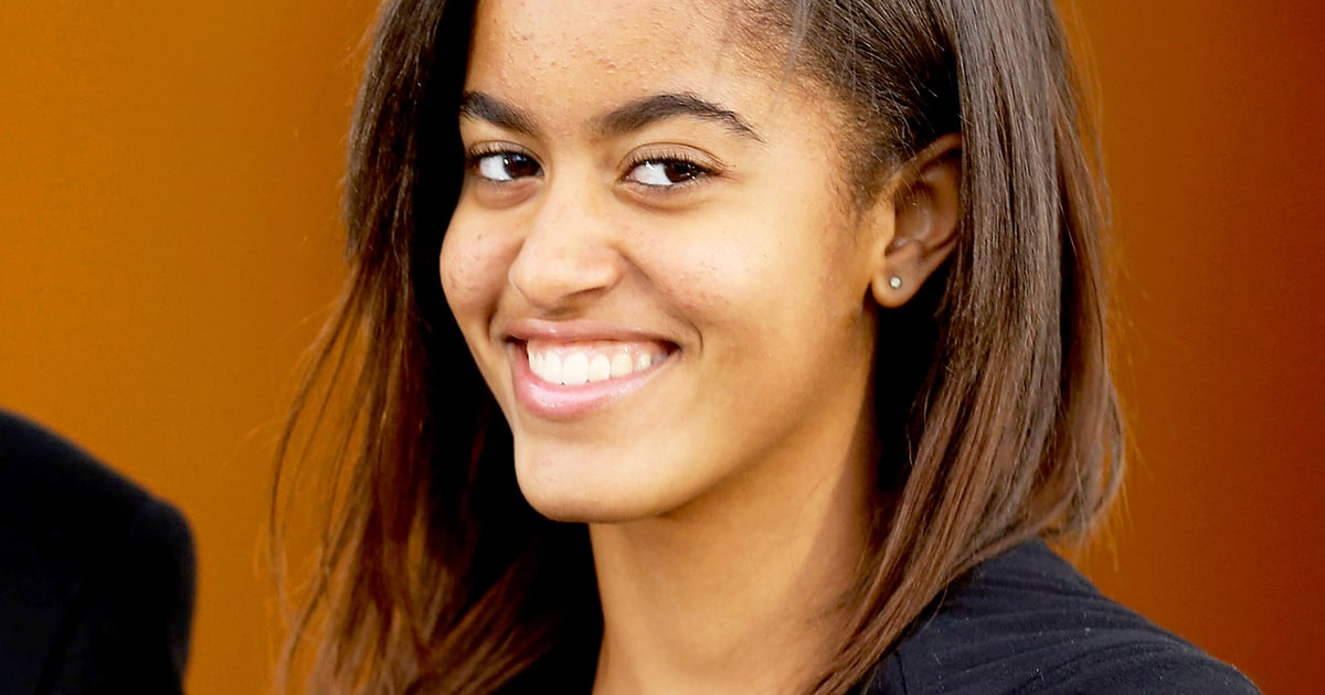 Malia Ann Obama >> Malia Obama Gets Apology From Brown Students for Beer Pong Photos - Us Weekly