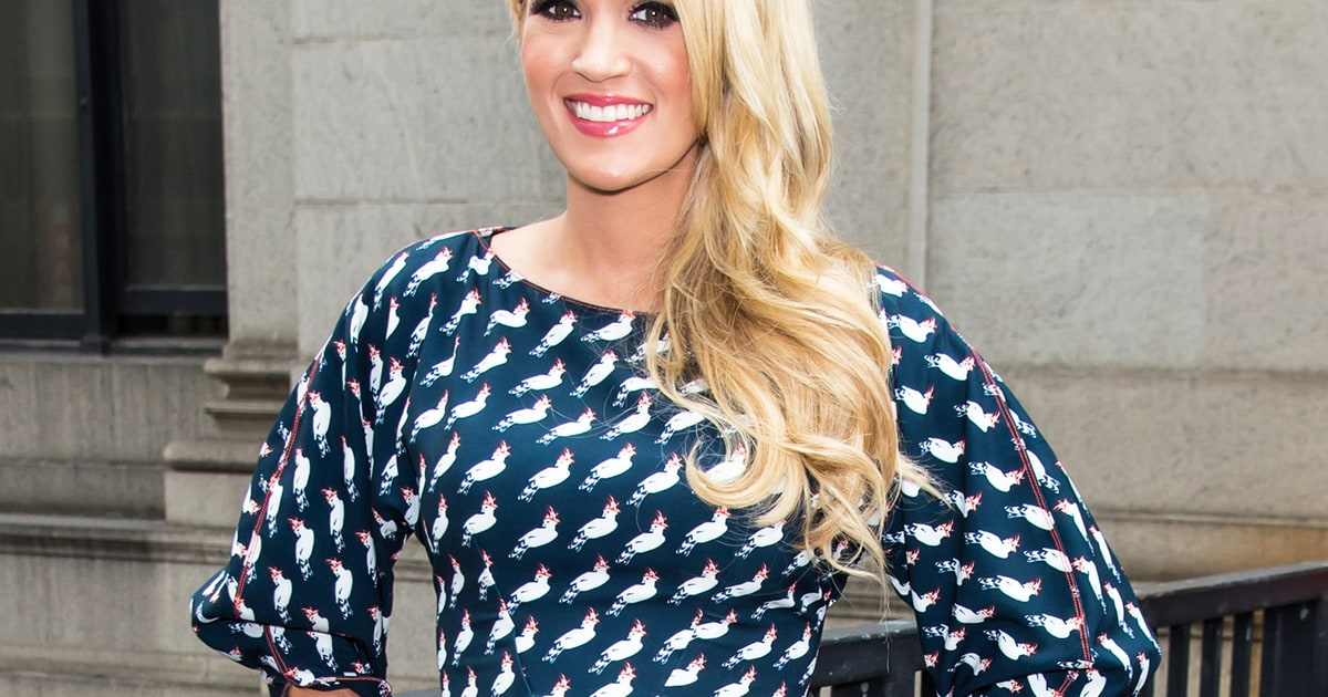 What Carrie Underwood Eats in a Day to Look as Fit as She Does Now pics