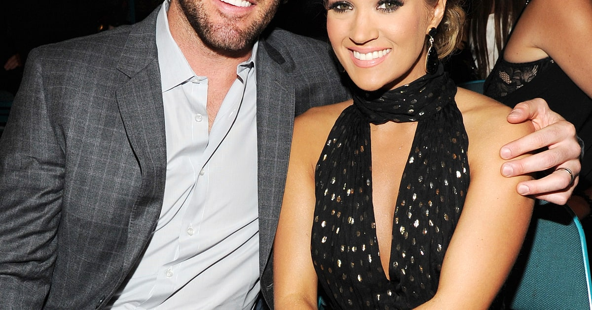 Carrie underwood on husband quot everyone is orced but we re good