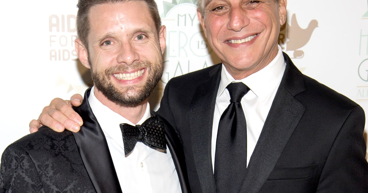 Tony Danza Danny Pintauro Have Adorable Who S The Boss