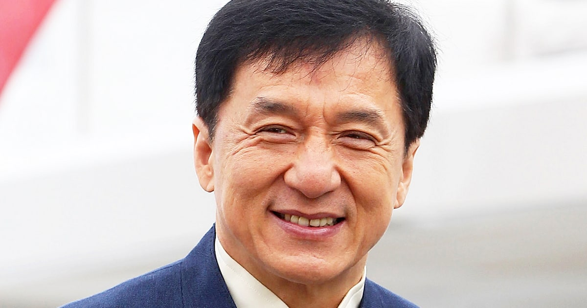 Jackie Chan Wins Honor...
