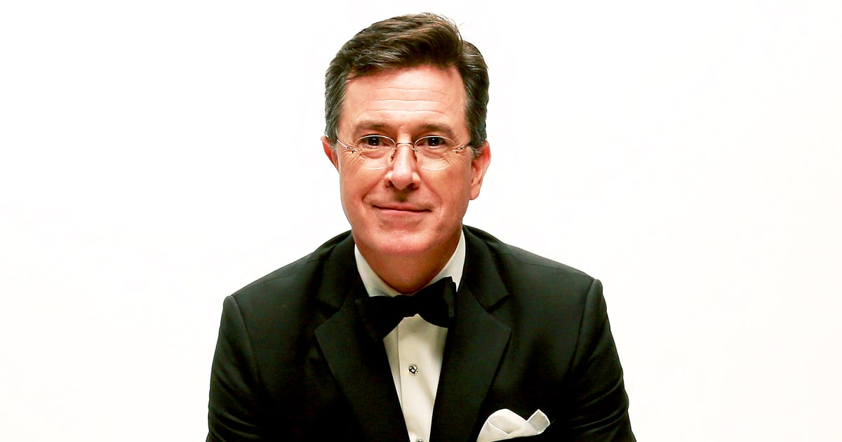 Stephen Colbert Will Host the 2017 Emmys - Us Weekly