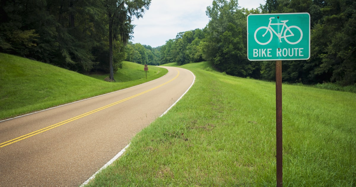 natchez trace mississippi to nashville tennessee the 25 best cycling road. Black Bedroom Furniture Sets. Home Design Ideas