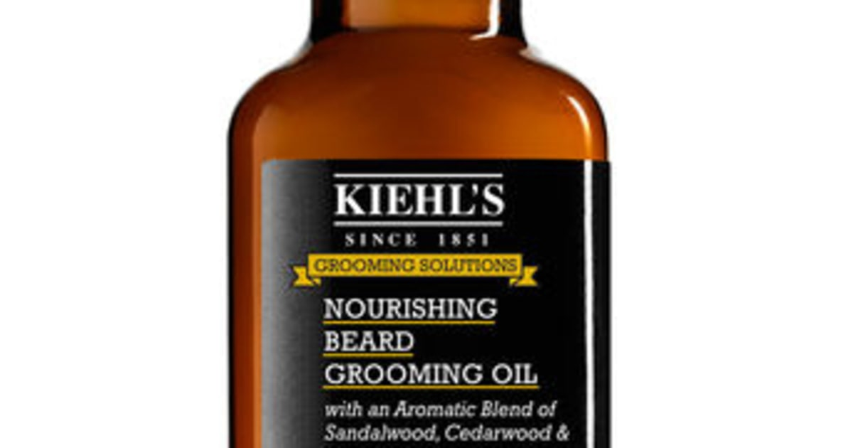 kiehl s nourishing beard grooming oil best beard oils to tame your beard men 39 s journal. Black Bedroom Furniture Sets. Home Design Ideas
