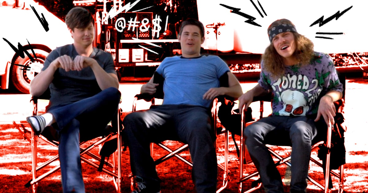 Workaholics Cover Photo See 'Workaholics' Trio...