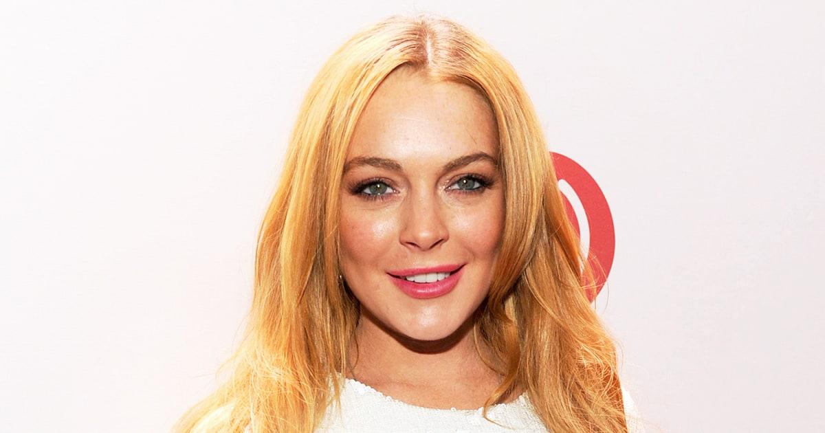 Lindsay Lohan Has a Bi...