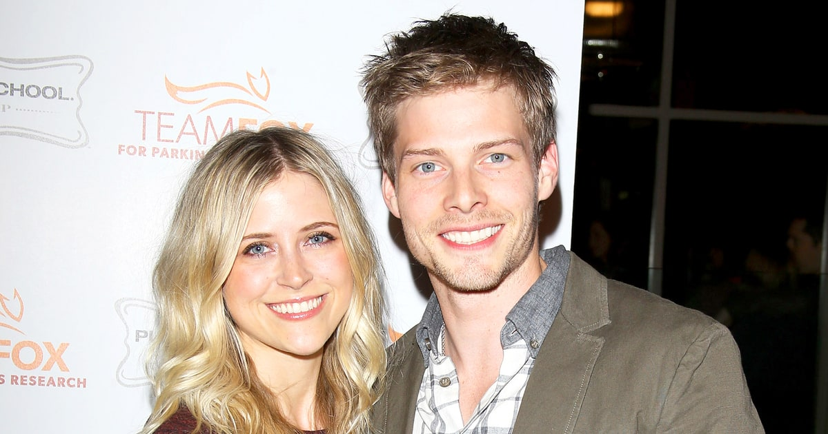 Hunter Parrish & Kathryn Wahl | Celebrity Weddings 2015 ...