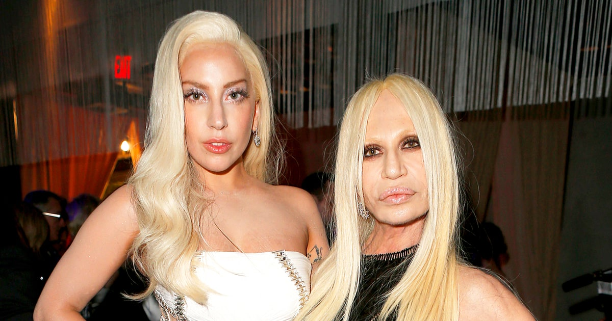 Lady Gaga to Star as Donatella Versace in 'American Crime ...