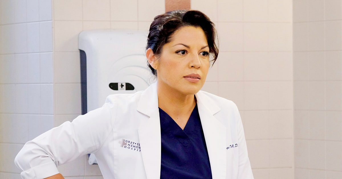 An Ex Greys Anatomy Actress Has Spoken Out Against A Bisexual Joke