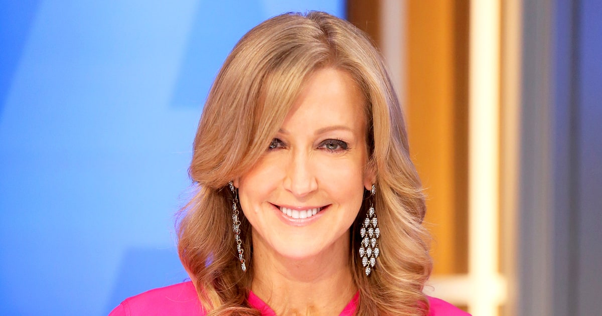 lara spencer offers update after hip replacement surgery us weekly