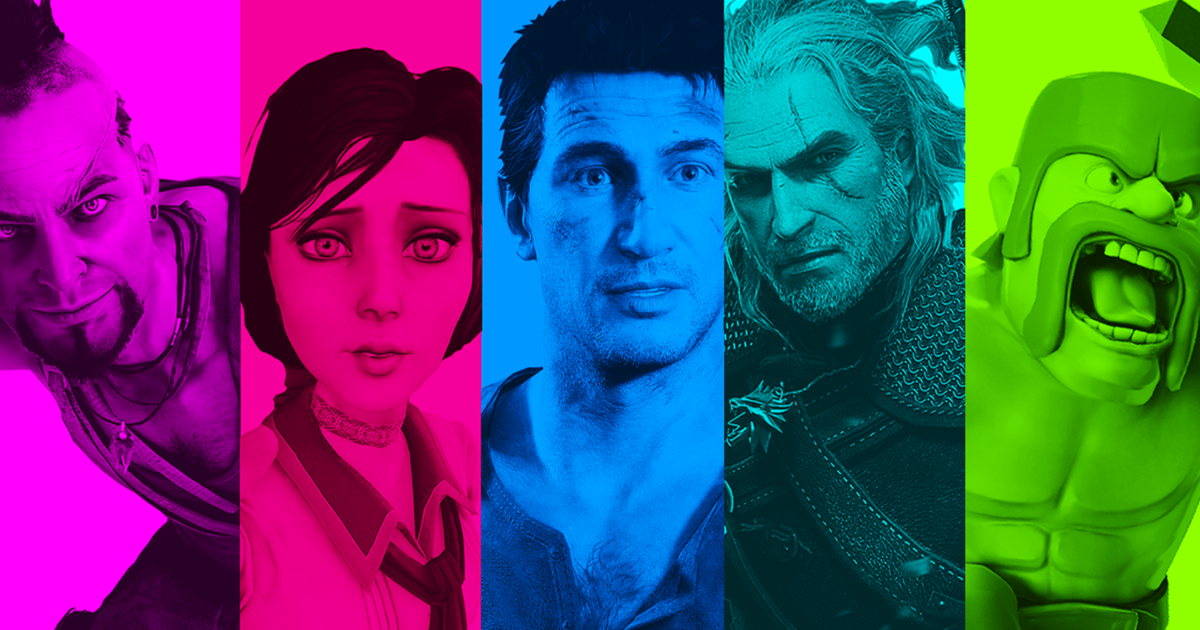 50 Most Iconic Video Game Characters of the 21st Century   Rolling ...