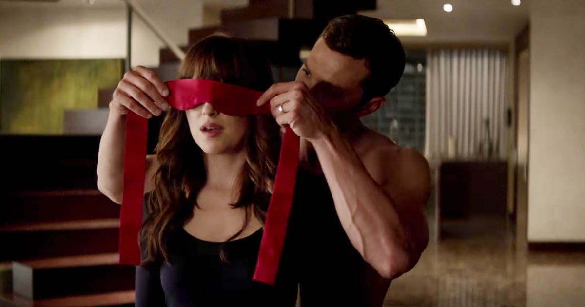Fifty Shades Freed Watch Kinky Brooding New Trailer
