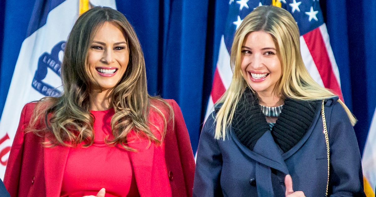Ivanka Trump Was Enormously Impressed With Melania S