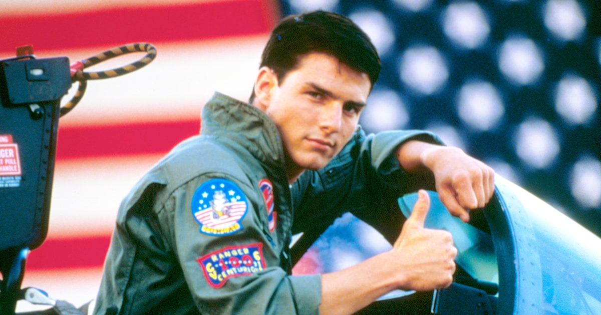 Tom Cruise Reveals Secrets From 'Top Gun' Training - Us Weekly