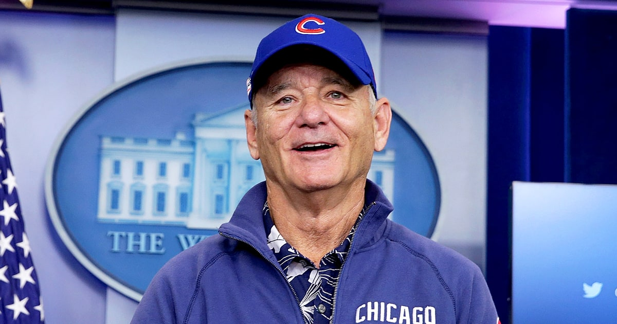 Bill Murray Crashes Wh...