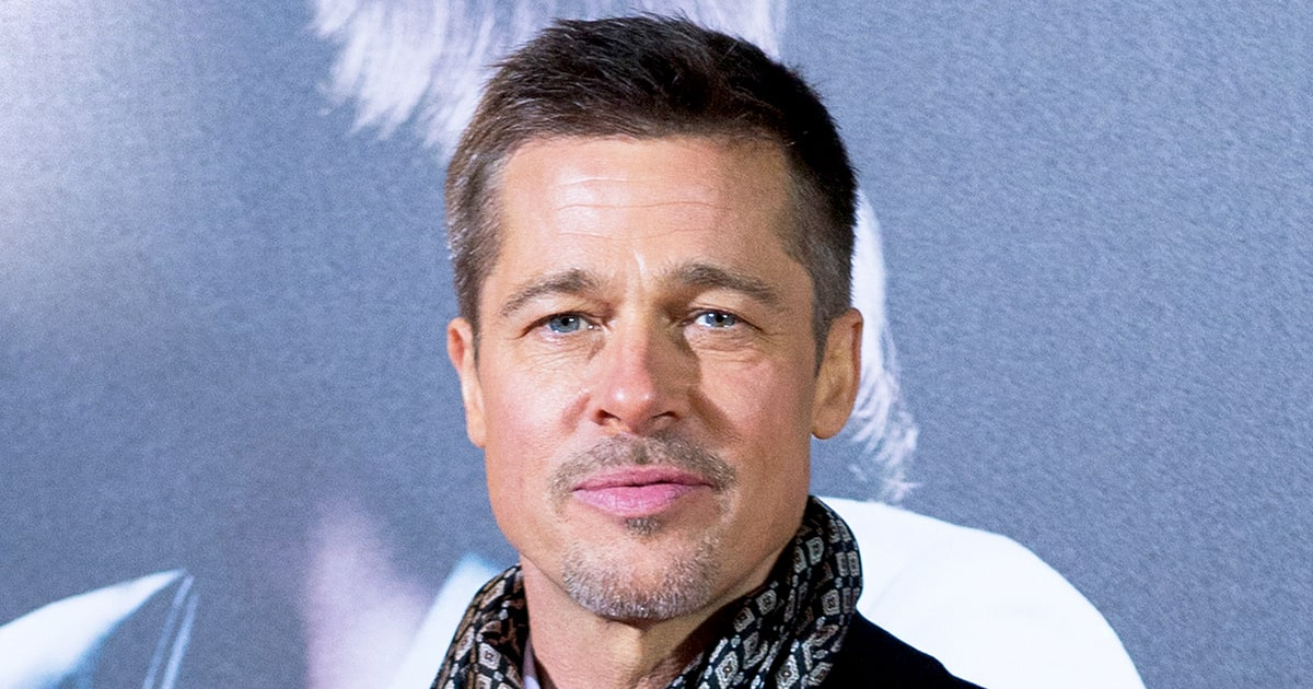 Brad Pitt Saw His Kids...