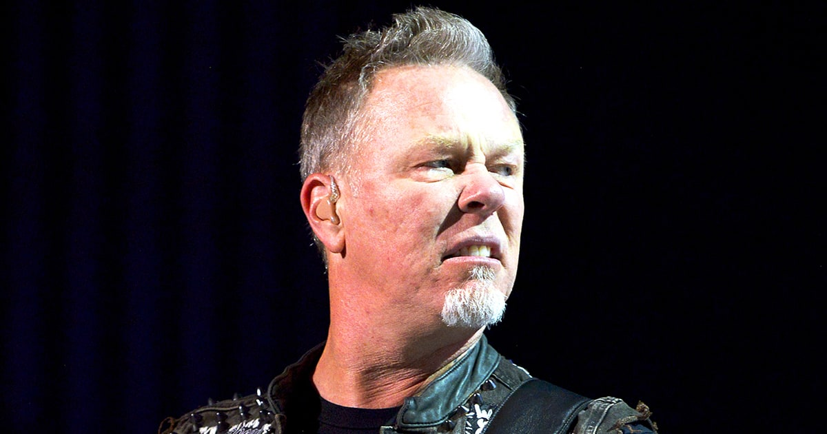 Metallicau0026#39;s Lars Ulrich: James Hetfield Was u0026#39;Lividu0026#39; After ...