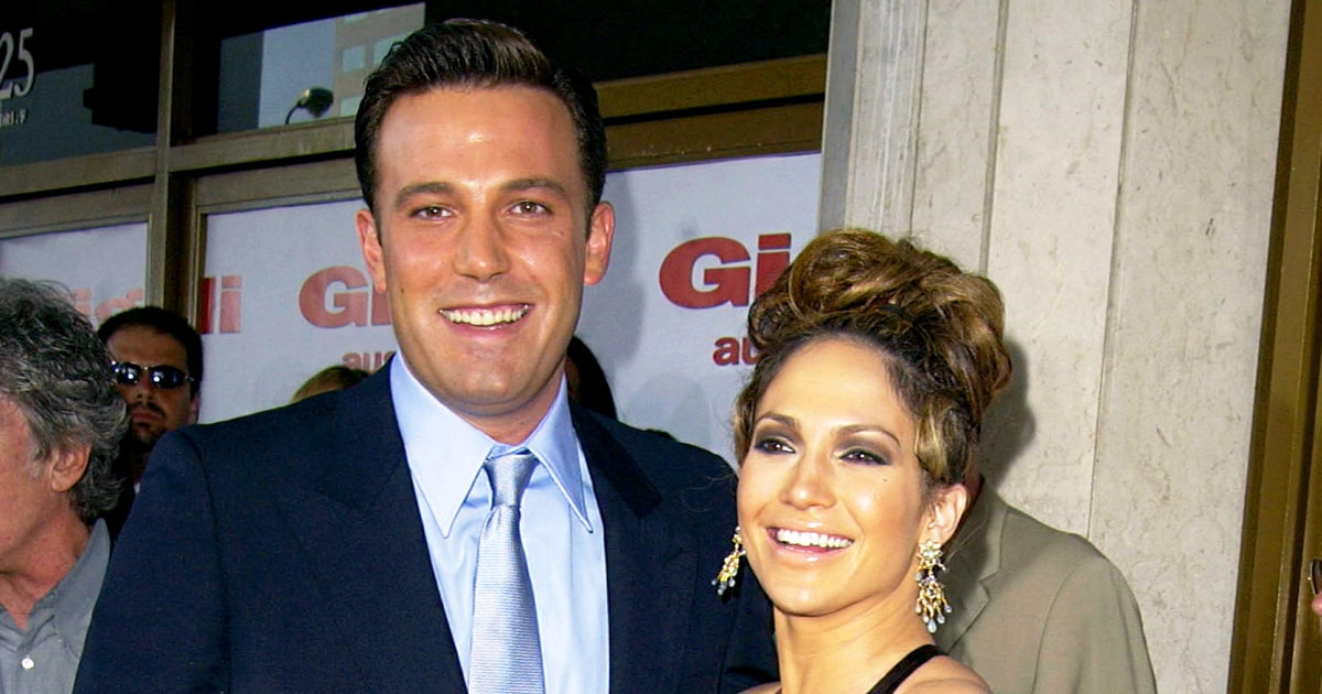Ben Affleck Vents About Dating Jennifer Lopez While Filming Gigli