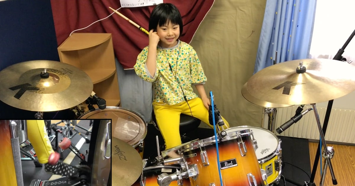 Eight-Year-Old Yoyoka Soma Covers Led Zeppelin: Watch the Amazing Video