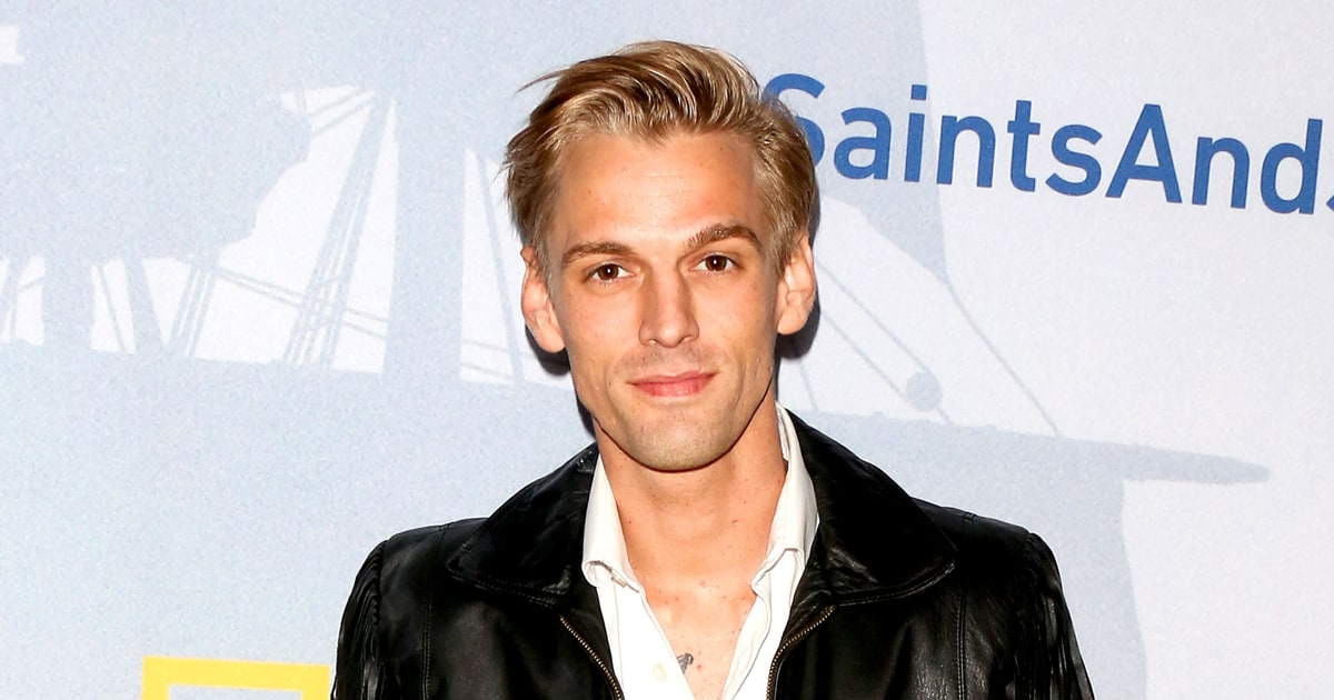 Did Aaron Carter Have a 'Mental Breakdown' Over Breakup on Twitter ...