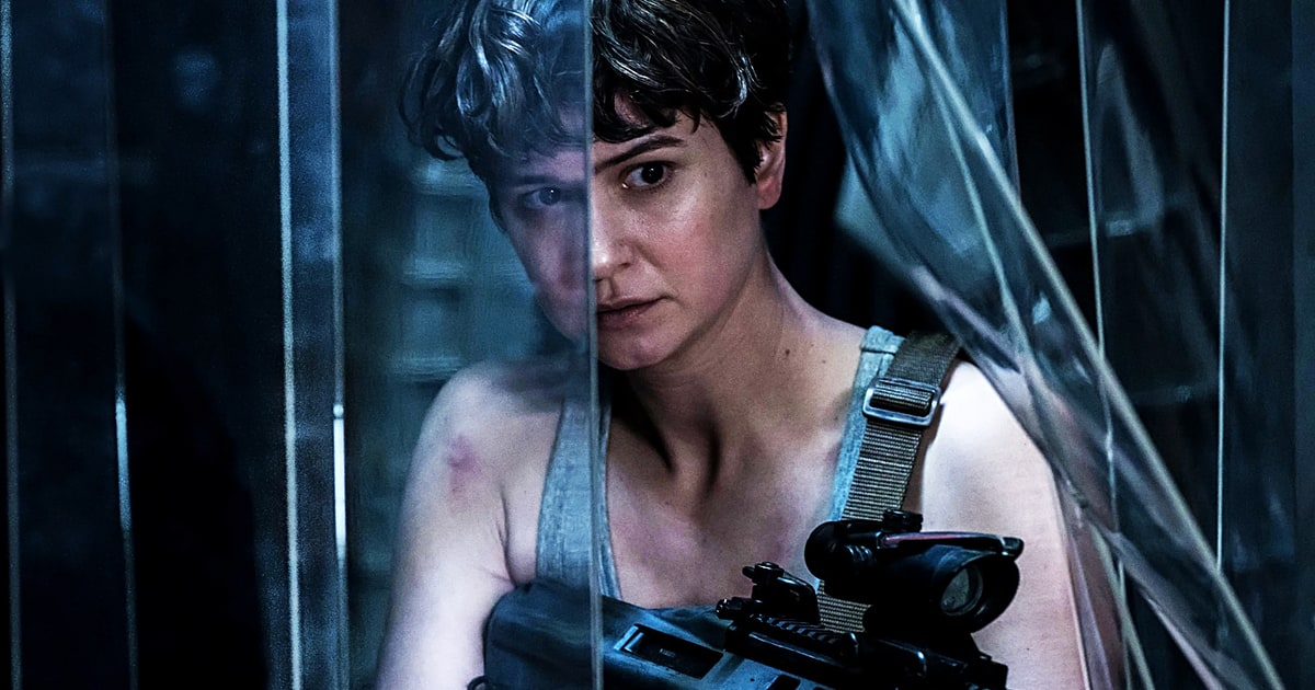 'Alien: Covenant': Katherine Waterston on Being a Next-Gen Action Hero
