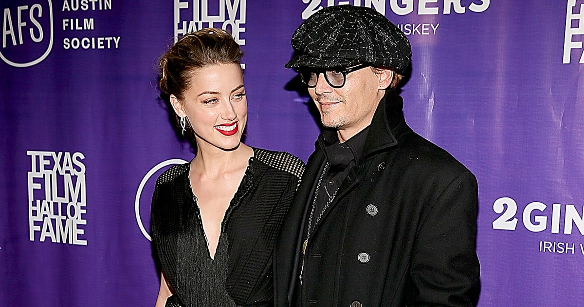 March 6, 2014 | Johnny Depp and Amber Heard: The Way They ...