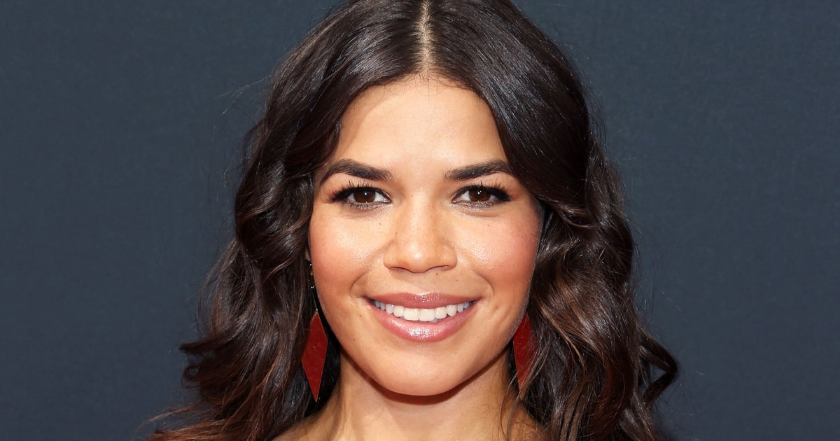 american crew hairstyles : Why America Ferrera Went Blonde: Hair Makeover Photo - Us Weekly