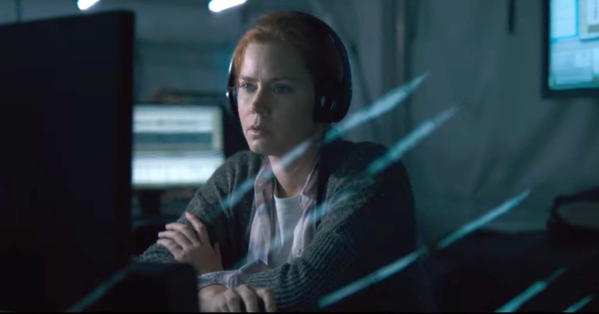 Watch Amy Adams Make Contact With UFOs in 'Arrival' Trailer - Rolling Stone