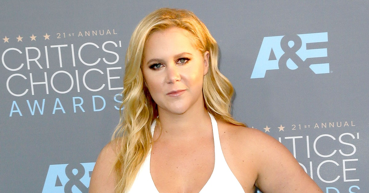 Amy schumer won t take pics with fans anymore after this awful