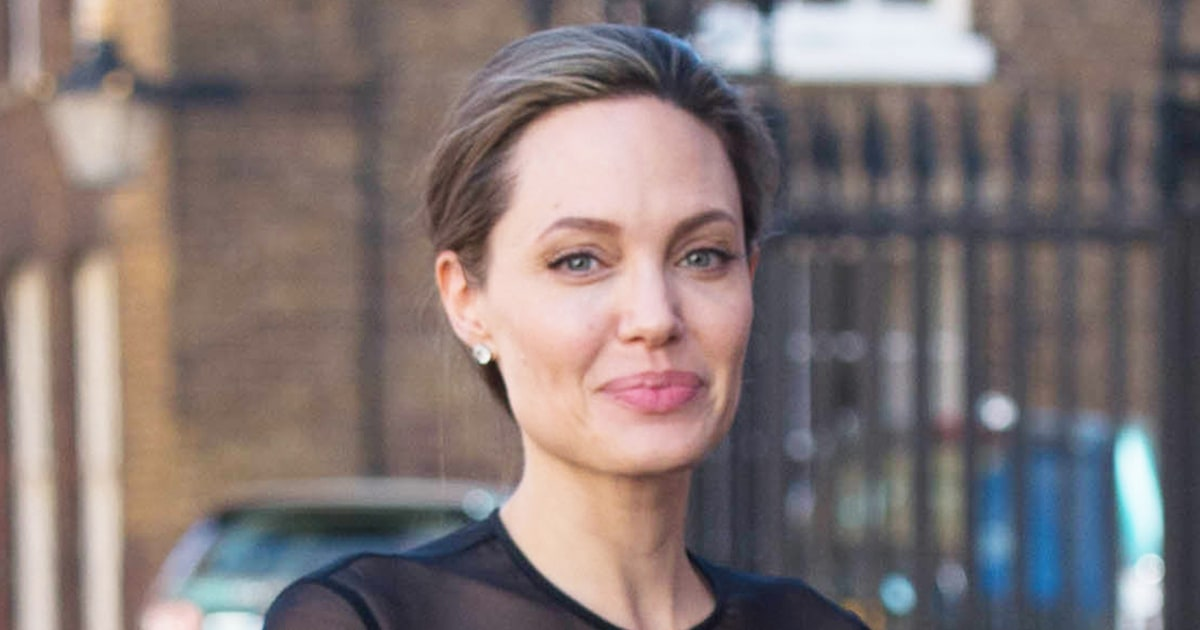 Angelina Jolie, Kids Interviewed by FBI: Report - Us Weekly
