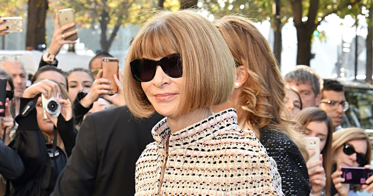 Anna Wintour Hosted Boozy Summer Nights With Damian Lewis And