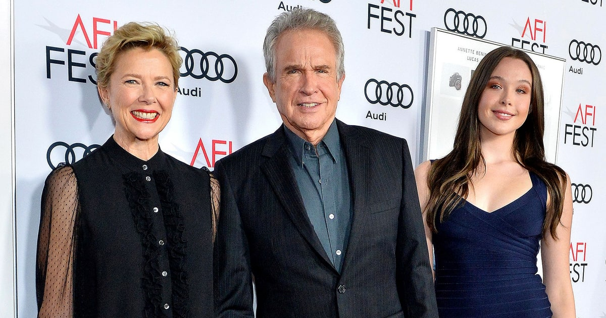 Annette Bening Warren Beatty She S Ella Gorgeous Hot