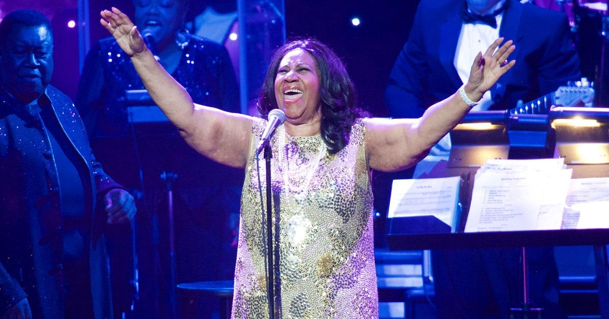 Aretha Franklin Announces Retirement Final Album