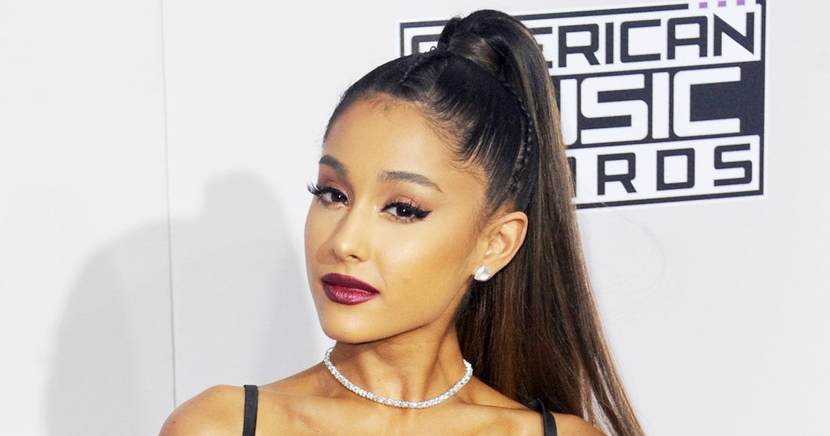 Ariana Grande Claims She S The Hardest Working 23 Year Old Us Weekly