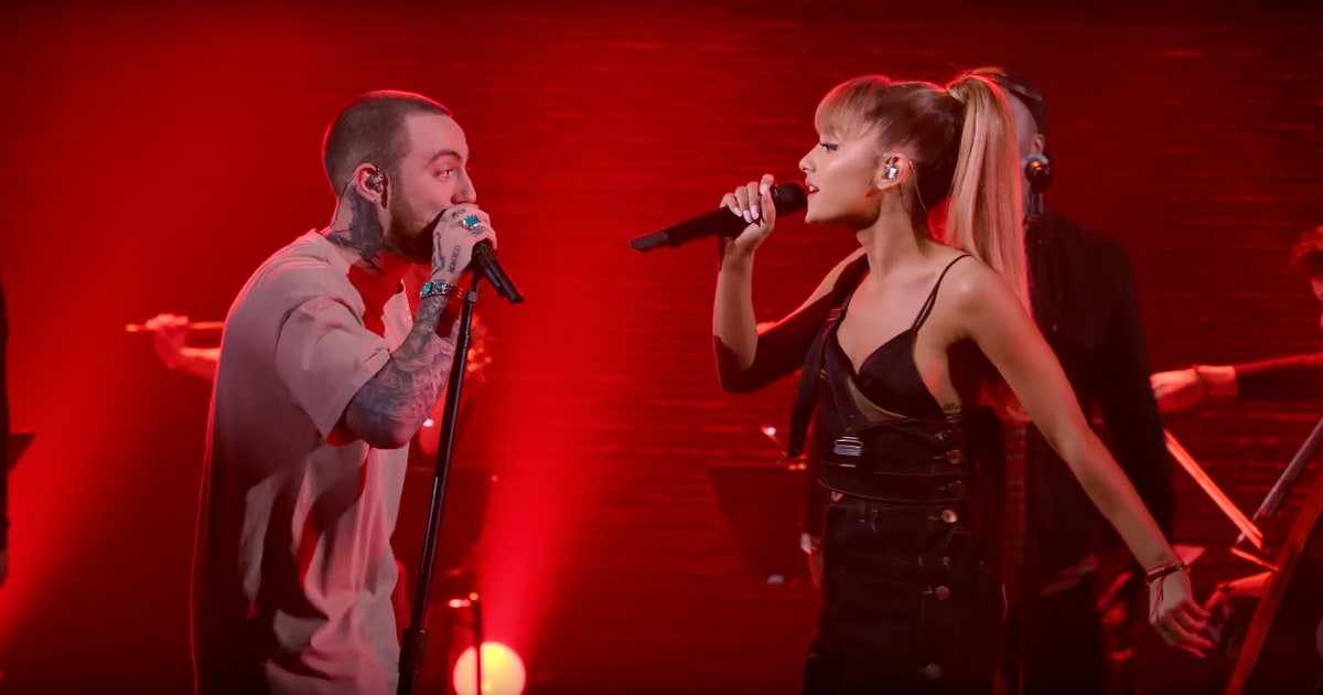Ariana Grande Into You Remix feat. Mac Miller soundcloudhot