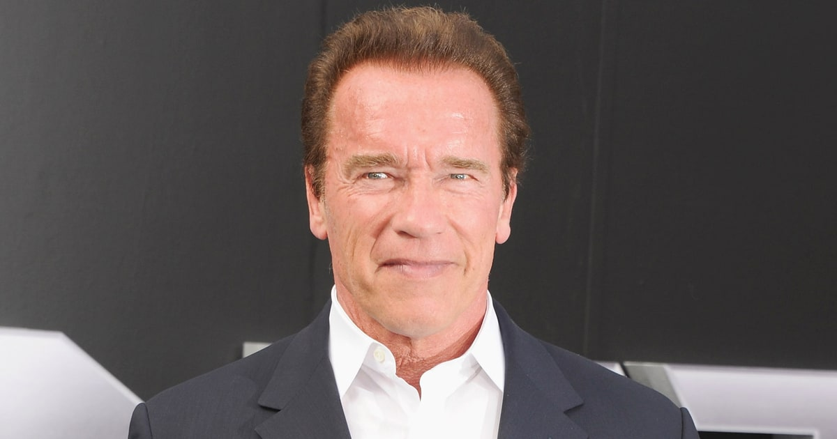 Arnold Schwarzenegger Doesn't 'Give a ****' If You Agree ... Arnold Schwarzenegger