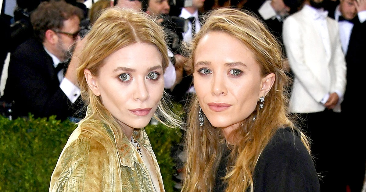 Mary Kate And Ashley Movies Celebrate The Olsen Twins: Mary-Kate, Ashley Olsen At The 2016 Met Gala Give Us Life