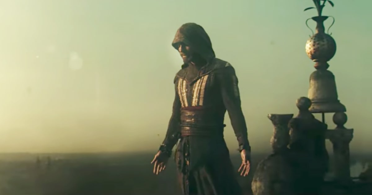 See Michael Fassbender in new 'Assassin's Creed' Trailer ... Michael Fassbender News