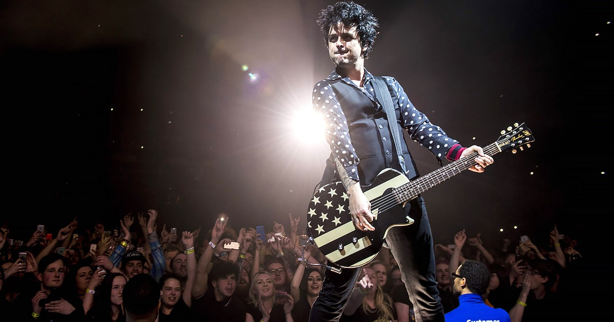 Green Day Live Tour