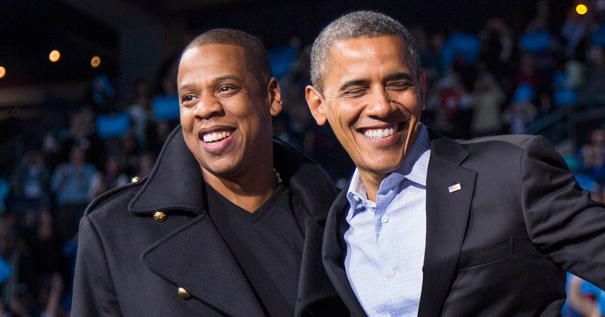 Barack Obama Honors Jay Z With Songwriters Hall Speech
