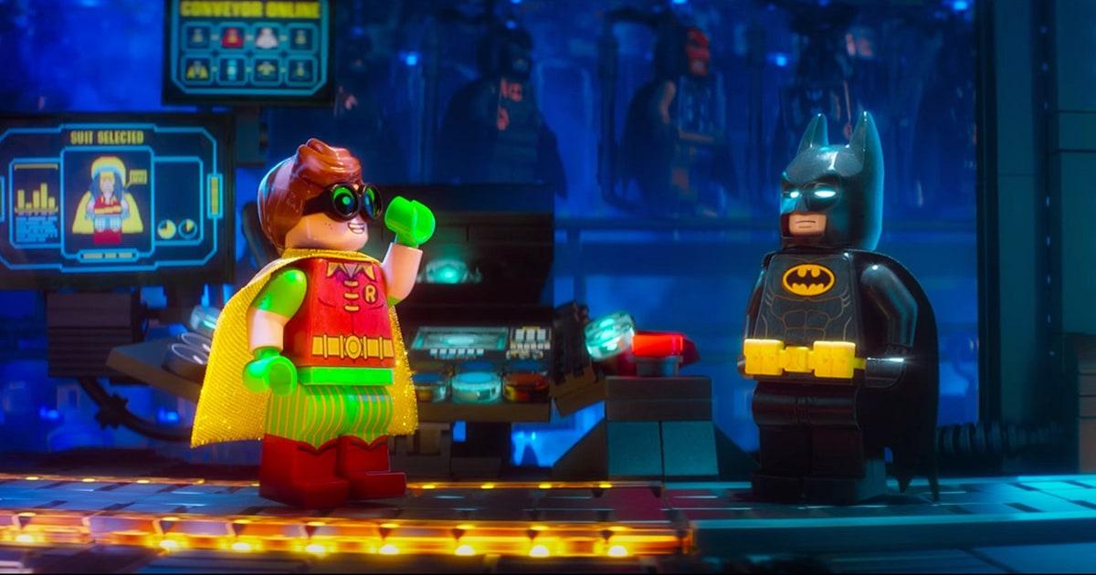 See New Lego Batman Movie Trailer Starring Will Arnett