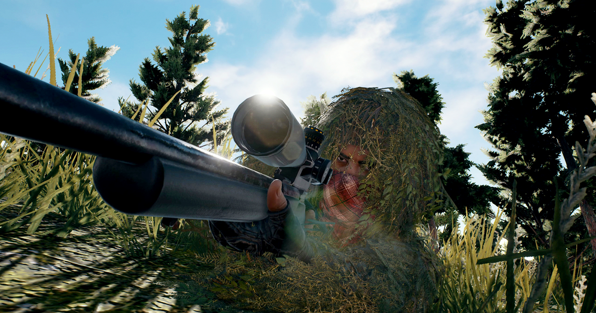 2 New Weapons Coming To Playerunknown S Battlegrounds: Twitch Sensation 'Playerunknown's Battlegrounds' Explained