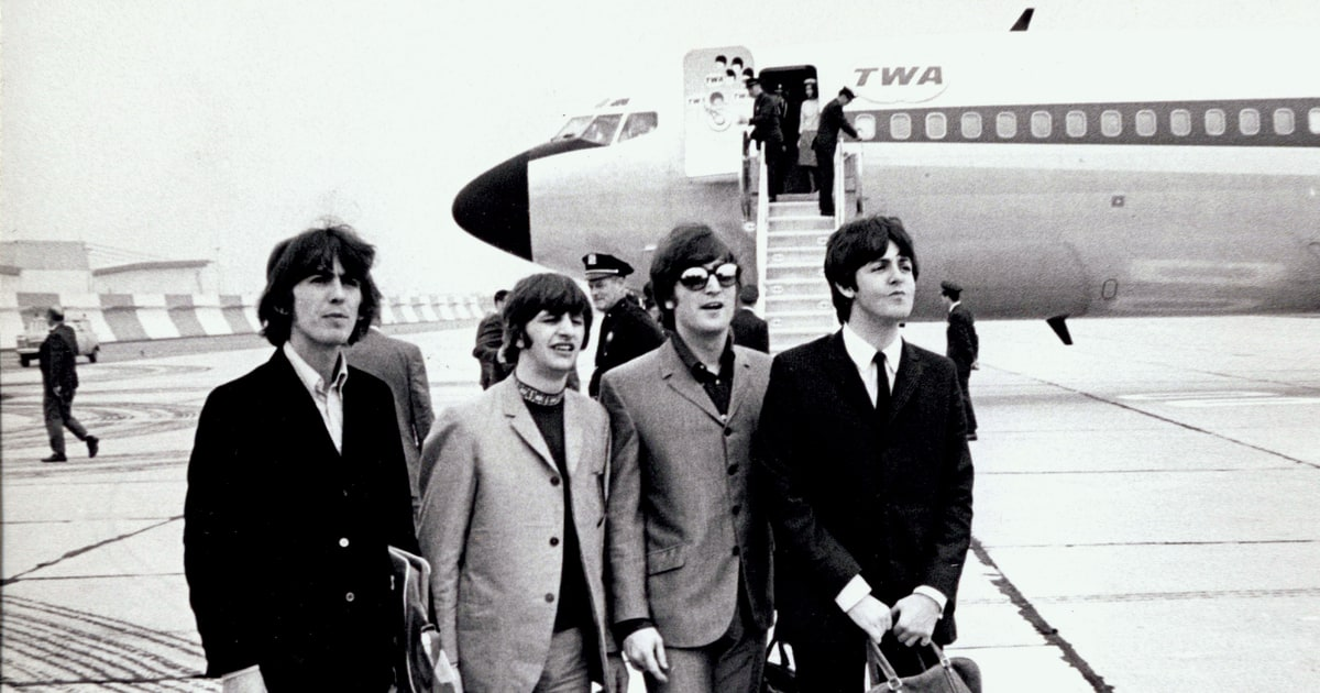 How The Beatles Took America Rolling Stone