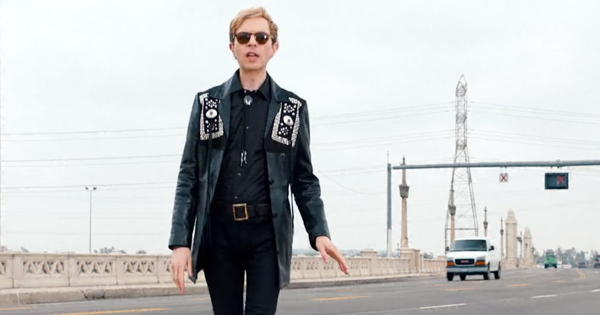 Hear Beck's Energetic, Ear Popping New Song 'Wow' news