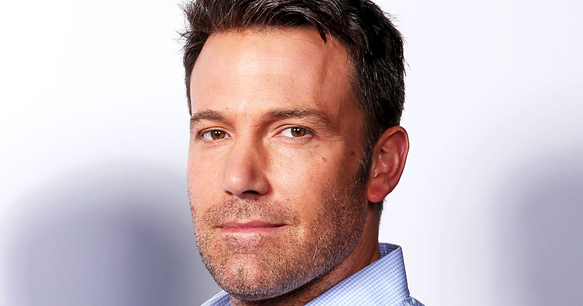 Ben Affleck Dishes on ...