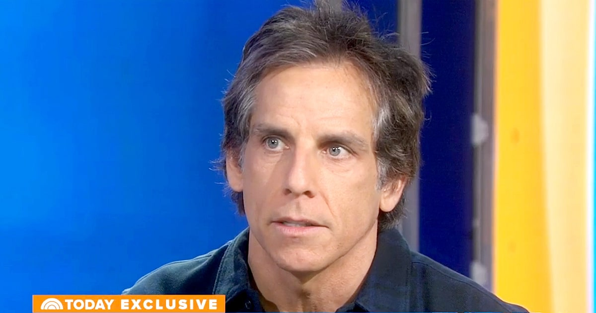 Ben Stiller Talks Prostate Cancer Diagnosis Get Tested
